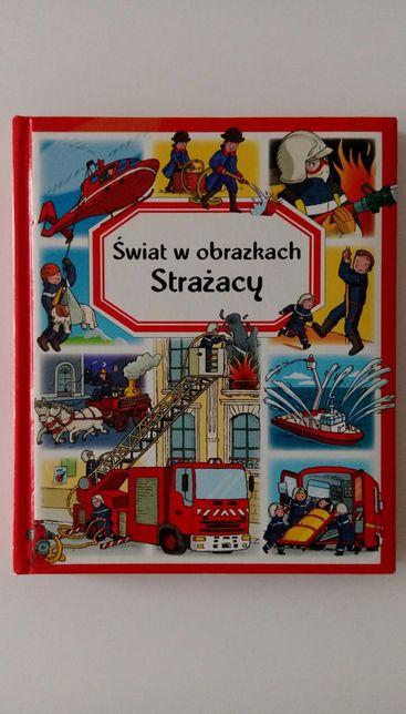 Książka Dla Dzieci Straż Pożarna Zamość Olxpl