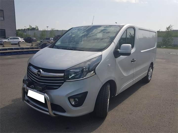 Opel Vivaro - 2017