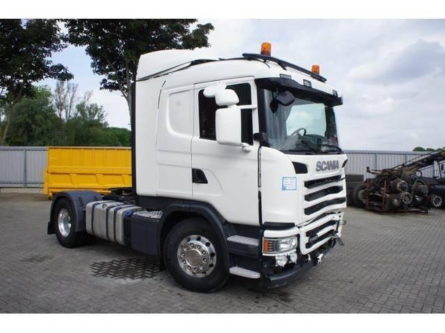Scania G450 / Automatic / Retarder / Euro-6 / 2018 - 2018