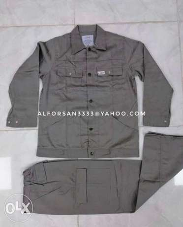 Coverall Work Uniform Pant & Shirt