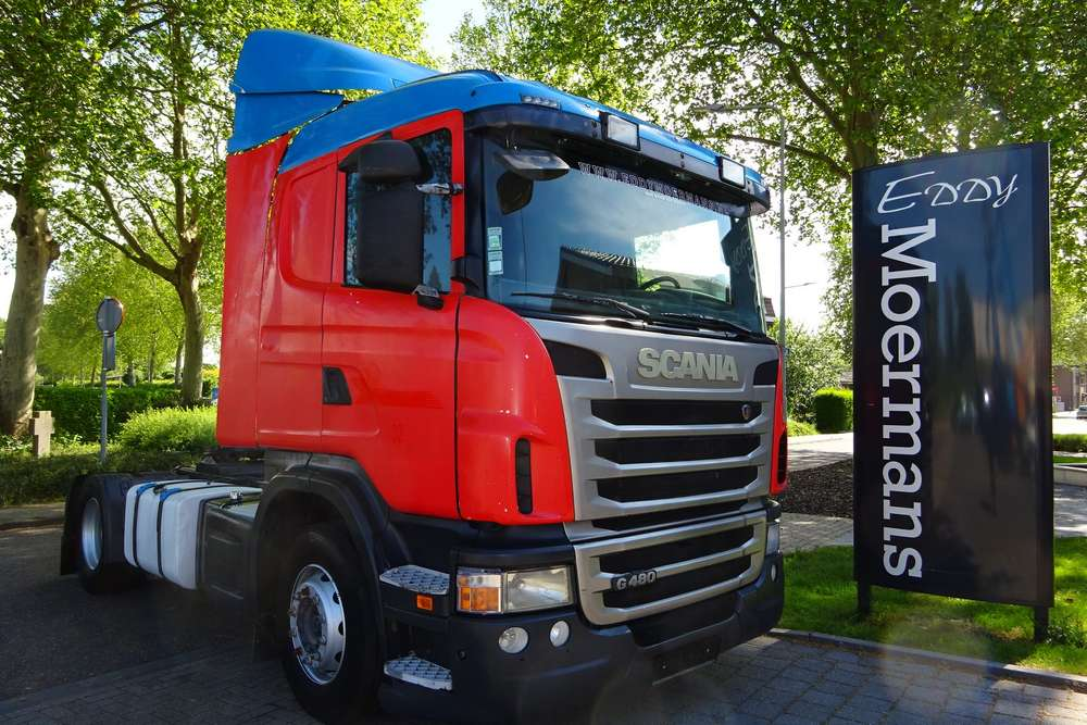 Scania G480 Cg 19 - 2011