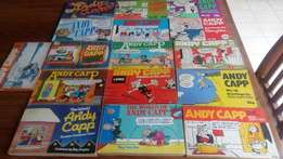 Andy Capp Books For Sale (used as is) –R100 each