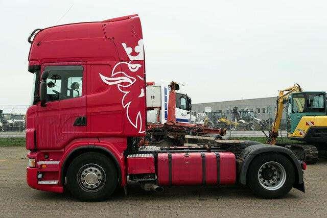 Scania R500 La Mna, V8 Motor, Topliner, Hydr. Anlage - 2012 - image 4