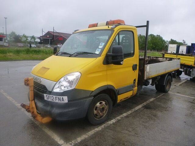 Iveco DAILY 50C15 3.0D - 2012