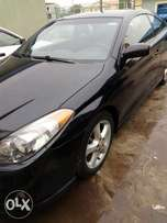 Clean Toyota Solara available for grap