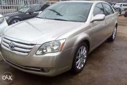 Toyota Avalon 2007 Good conditon