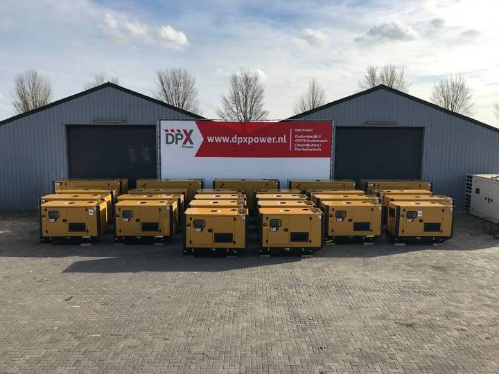Caterpillar C9 DE250E0 - 250 kVA Generator - DPX-18019 - 2019 - image 20