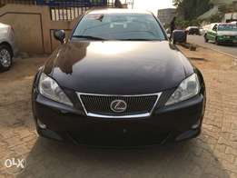 Lexus IS250 Toks with duty