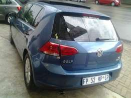 2016 Golf 7 1.2 TSi Blue motion with 14000km FSH