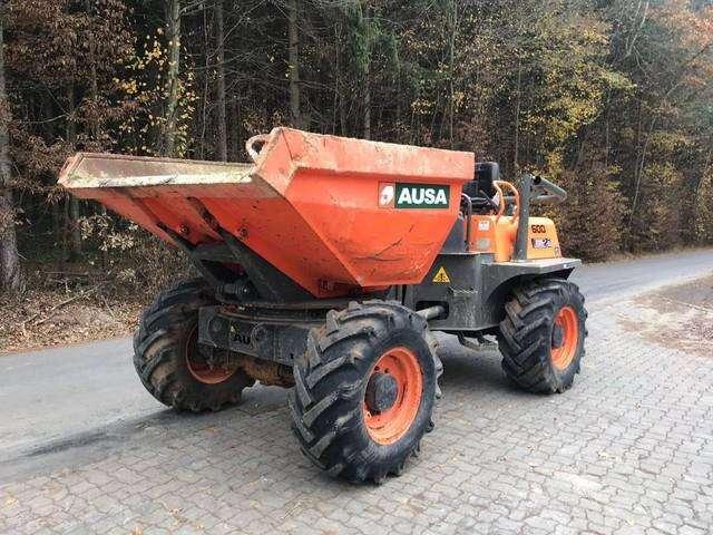 Ausa D 600 Apg - 2012