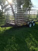 Cattle Trailer 4m _1.9