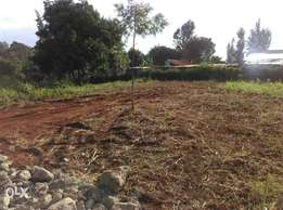 Less than quarter an acre land for sale
