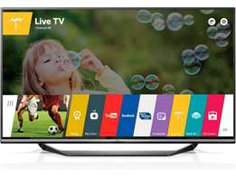 LG 49UF770V 49″ UHD 4K SMART Ultra Slim