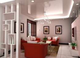 Lovely gypsum ceiling designs