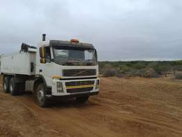 Quicksale Volvo truck..Ksh.3m TIPPER TRUCK KBU ,22.5Tonnes for SALE!