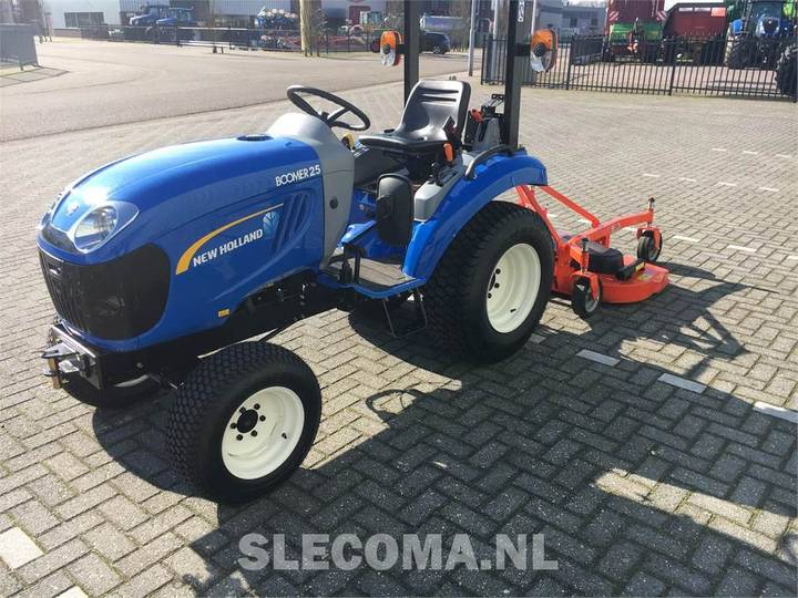 New Holland BOOMER 25-HST - 2018