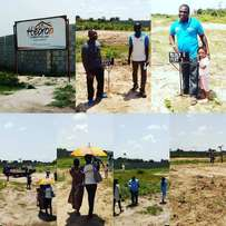 Buy a Plot Of Land Today At Hebron Gardens,Lekki with Nice Title.