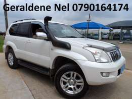 2006 Toyota Prado VX 4.0 V6 A/T 7 Seater Good Condition Inside Out
