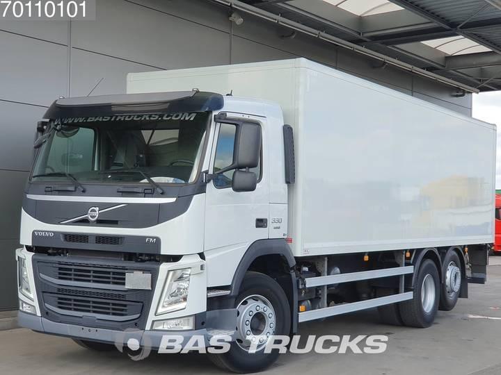 Volvo FM 330 6X2 Perfect-condition! German-Truck Euro 6 Ladebor... - 2014