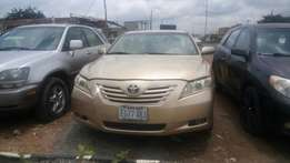 Toyota Camry 2007 XLE