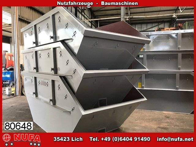 Andere Absetzcontainer 7m³