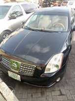 Neat Nissan Maxima for sale