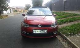 2014 VW Polo TSI Highline DSG Automatic 1.2