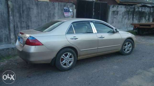 Honda accord 07 model for sale first body buy an use Alimosho - image 2