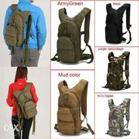 CAMEL MOUNTAIN Military Hydration Backpack Tactical Assault Outdoor
