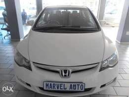 2006 Honda Civic 1.8 Vx Comfortline For R90000