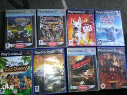 PS2 met 21 games