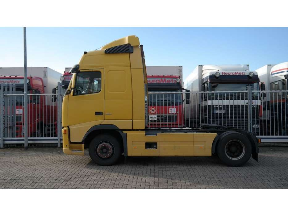 Volvo FH 12/420 GLOBETROTTER MANUAL GEARBOX - 2005