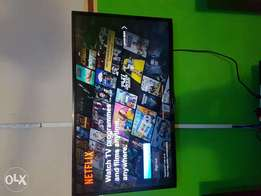New smart 42inch LG tv