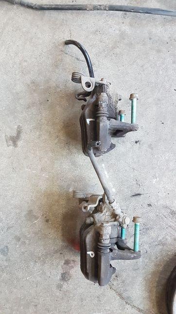 Zacisk Hamulcowy Lewy Prawy Tył Audi A4 B7 Siedlce Olxpl