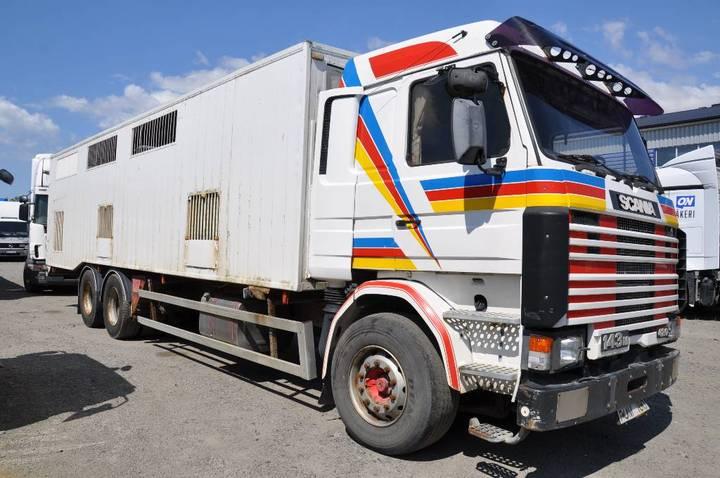 Scania 143 420 6x2 - 1994