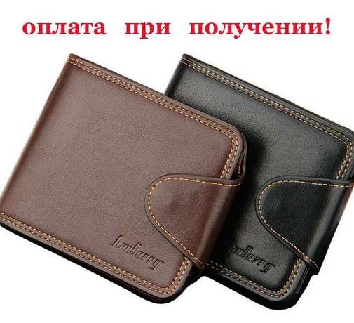 eee55b36a131 Элегантный мужской кожаный кошелек портмоне гаманець Baellerry купить  Бердянськ - зображення 1