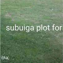 Plot for sale at Subuiga: Isiolo nanyuki junction