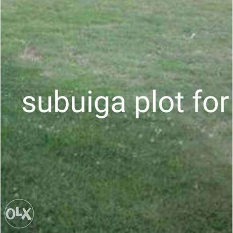 Plot for sale at Subuiga: Isiolo nanyuki junction Meru Town - image 1