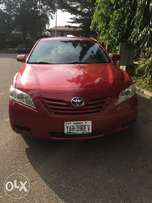 New Toyota Camry 2008