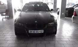 BMW 323i Sport Model 2006 Colour Black 5 Door Factory A/C & CD Player
