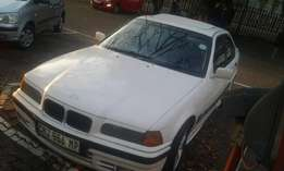 Bmw 3251i for sale urgently and its still running mile and kilometres.