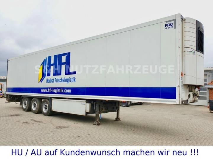 Krone Carrier VECTOR 1550 DOPPELSTOCK 9.800H - 2014