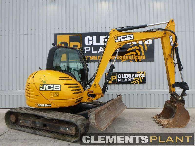 JCB 8085zts Eco - 2012 for sale | Tradus