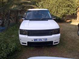 2007 Range Rover Sport Supercharged non runner