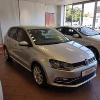 2014 VW Polo 1.2 TSi Highline (81KW)