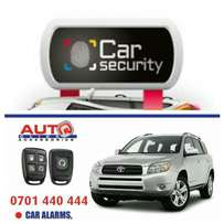 Car alarms and installation