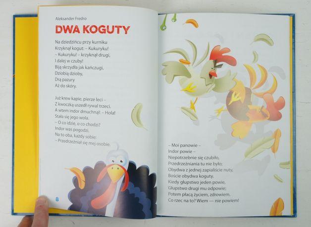 Wiersze Dla Dzieci Fredro Konopnicka Krasicki