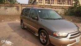 Clean and Neat Nissan Quest 2001- Buy and Drive