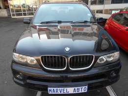 2007 Automatic BMW X5 3.0 For R135000