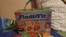 Find & Fit puzzles